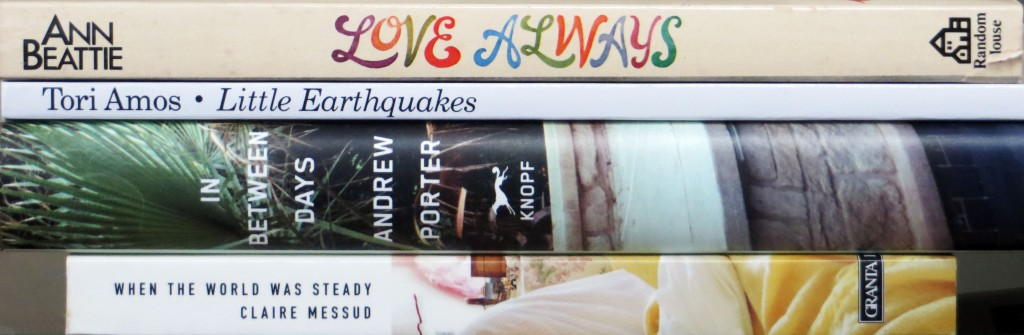 Spine Poetry_February