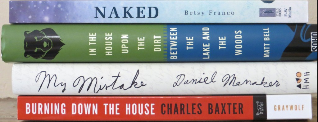 Spine Poetry_March 2014